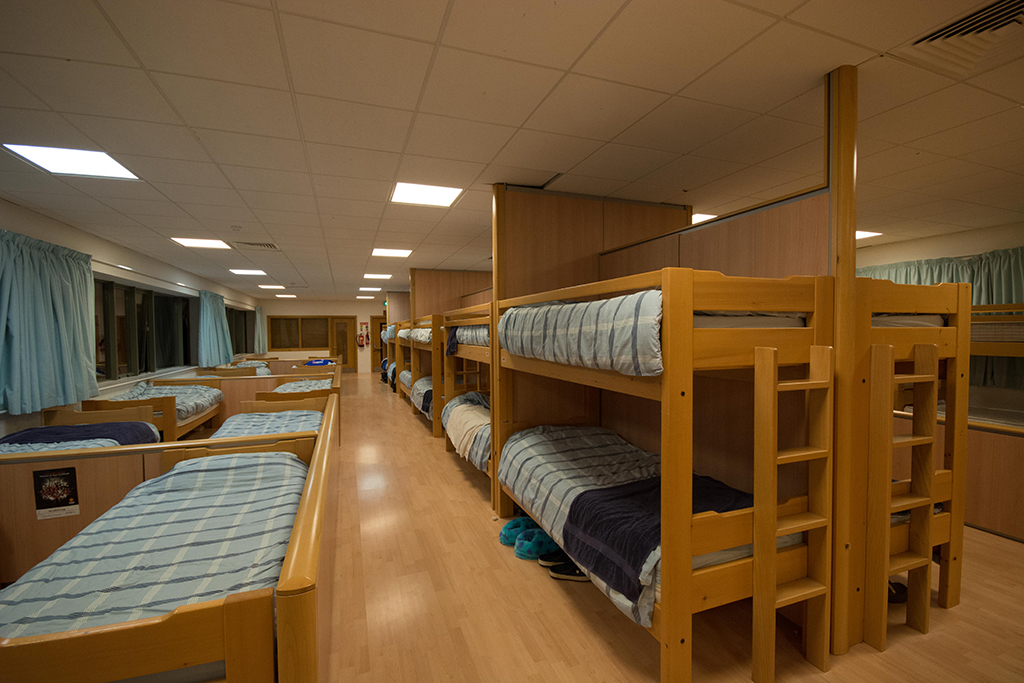residential life -dormitory